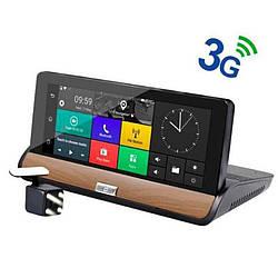 Видеорегистратор навигатор автопланшет Junsun CAR DVR 3G GPS T900