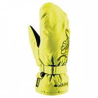 Гірськолижні рукавички Viking Mallow Mitten салатові | розмір - 7