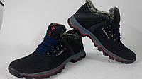 Ботинки COLUMBIA (синий нубук), фото 1
