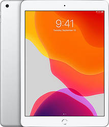 Apple iPad 10.2 (MW742) 2019 Silver, 32Gb, Wi-Fi