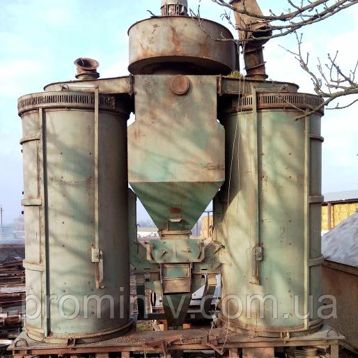 Зерновий віброценробіжний сепаратор БЦС - 50