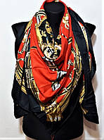 Шикарный платок HERMES (ГЕРМЕС)