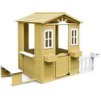 """Игровой уличный домик из дерева """"Бабушкин"""", фото 1"""