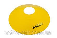 Тренировочная фишка SECO, цвета в ассортименте Желтый