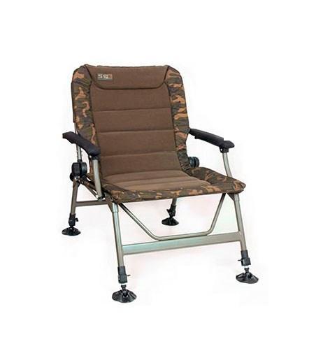 Складное кресло FOX R2 series camo chair (CBC061)