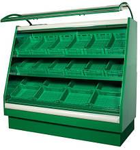 Стеллаж холодильный овощной COLD VEGA R-25 F a