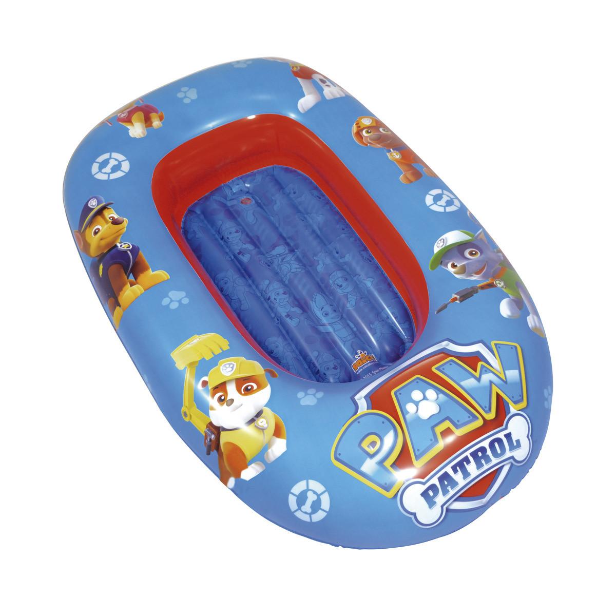 Надувная лодка детская INTEX LA17003 Щенячий патруль