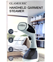 Ручной паровой отпариватель 1100 Вт DF-019 steam brush cas для одежды и мебели