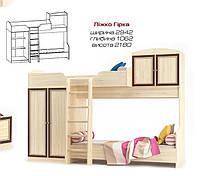 Кровать горка Дисней Мебель-сервис