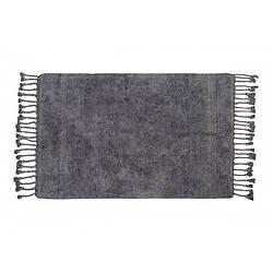 Килимок Irya - Paloma 70*105 темно-сірий