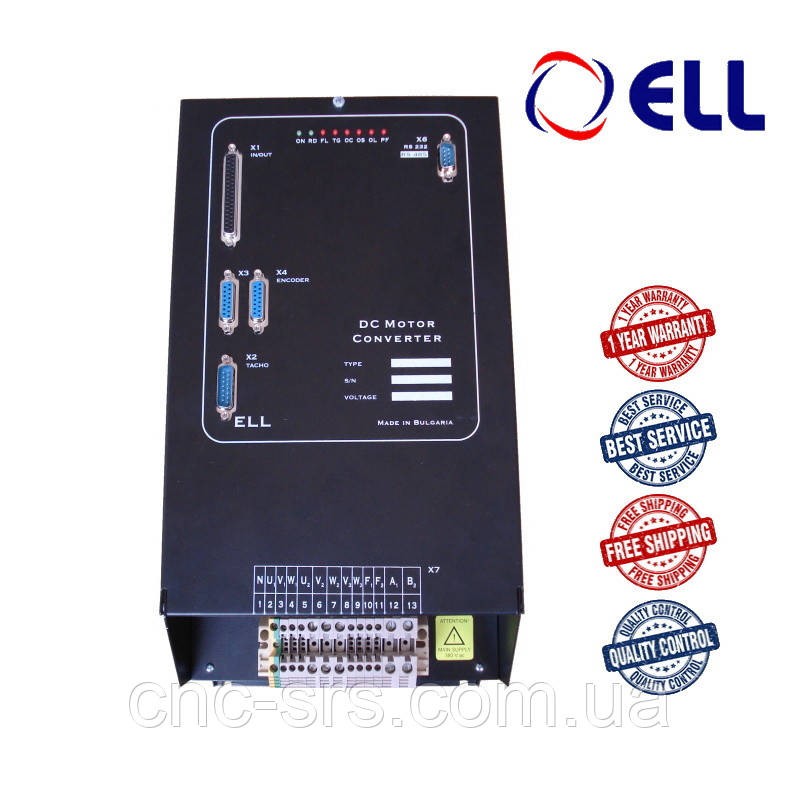 4007-222-10 цифровой привод постоянного тока (главное движение и движение подач)