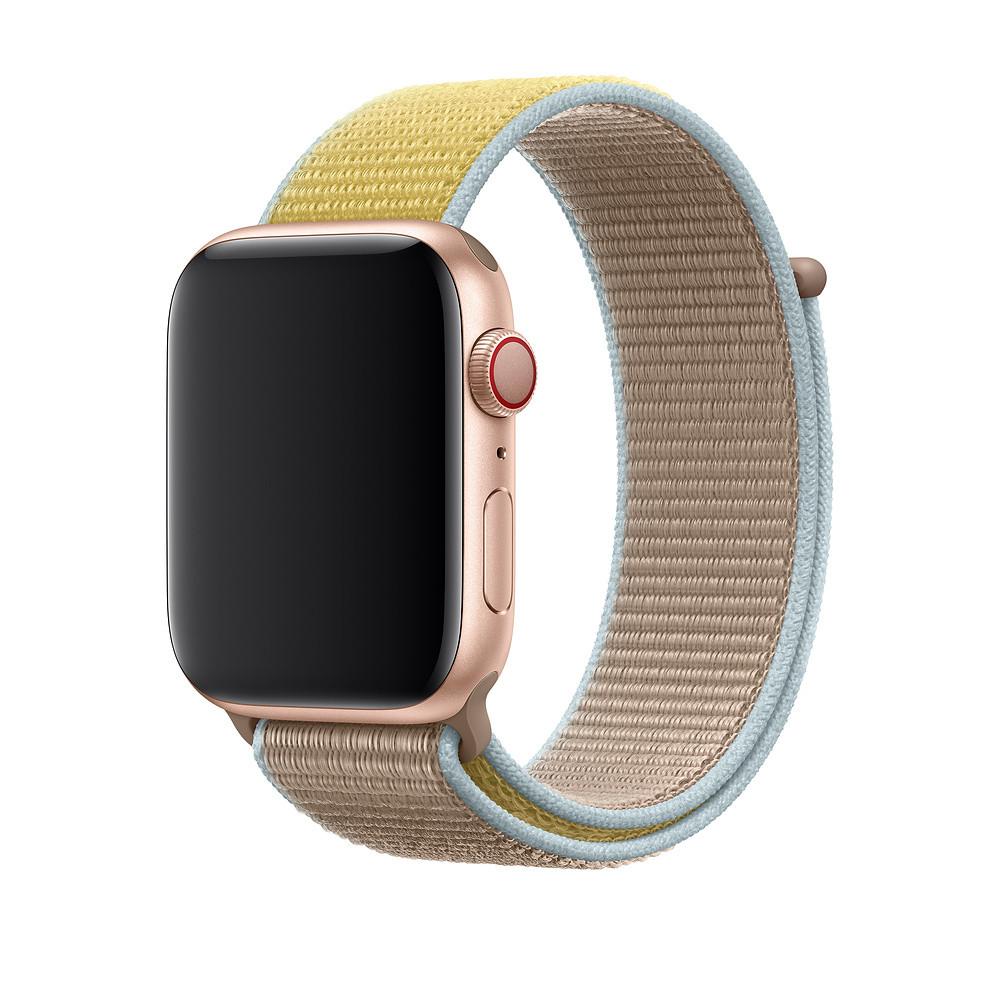 Ремешок Grand для Apple Watch 42/44 мм Sport Loop Camel