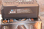 Потужна акумуляторна безщіткова газонокосарка Redback 106648 120 V з акумулятором 3 А год, фото 10