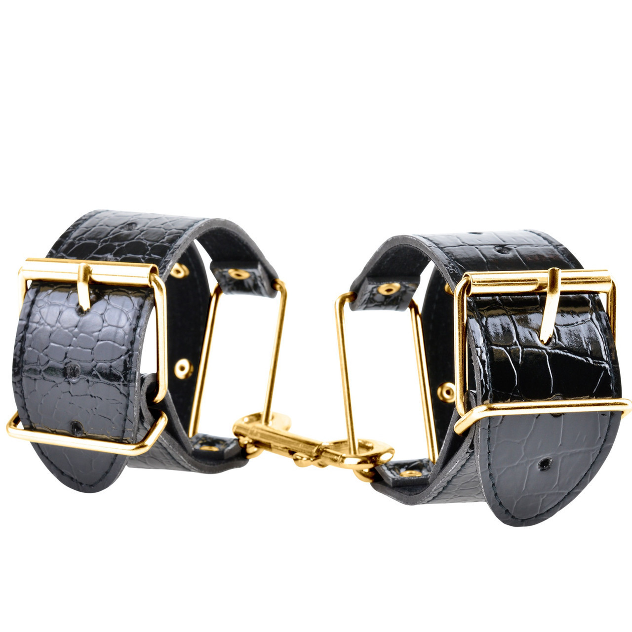 Наручники Fetish Fantasy Gold Cuffs от Pipedream Products