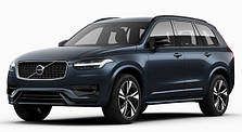 Фаркопы на Volvo XC40 (с 2018--)