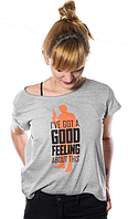 Футболка Good Loot Star Wars - Good Feeling Ladies, M