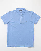 Футболка поло голубой ANTONY ROSSI MAVI M(Р) 6447