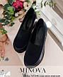 Туфли женские на танкетке размеры: 36-39, фото 5