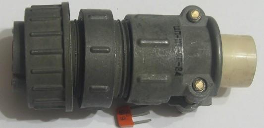 Штепсель прямой ШП-3Т