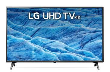 Телевізор LED LG 43UN71006LB