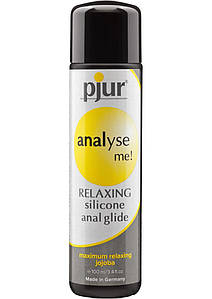 Лубрикант на силиконовой основе Pjur Analyse Me! Relaxing Anal Glide 100 мл