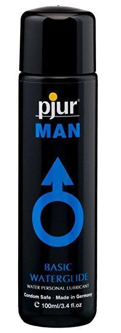 Лубрикант на водной основе Pjur Man Basic Waterbased 100 мл