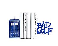 Книгодержатели «Doctor Who» Art Republic