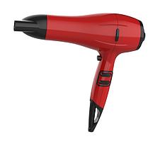 ⭐ Фен для волос Grunhelm GHD-595 2400Вт, ионизация (красный)