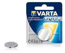 Батарейка VARTA CR 2016 BLI 1 LITHIUM