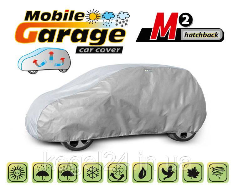Чехол тент для автомобиля Mobile Garage размер M2 Hatchback ОРИГИНАЛ! Официальная ГАРАНТИЯ!