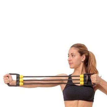 Пружинний еспандер для рук і грудних м'язів Chest Extender