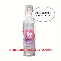 Антисептик спрей 100 мл, 60% спирта, для рук/тела Орхидея и Голубика Avon (любое количество и объемы), фото 1