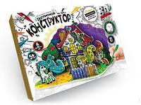 Набор для творчества Расписной конструктор Пони. Danko Toys 3D.