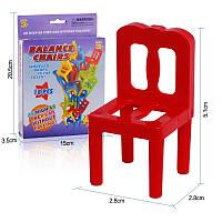 Головоломка  баланс Стулья Настольная игра Дети Обучающая игрушка мистакос дженга mistakos мини