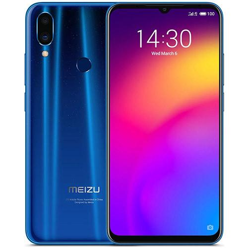Смартфон Meizu Note 9 4/64Gb Global version (EU) 12 мес Blue