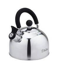 Чайник 2,5 л Bollire нержавеющая сталь