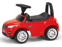 Детская машина Каталка RR Музыкальная красная Colorplast 2-006