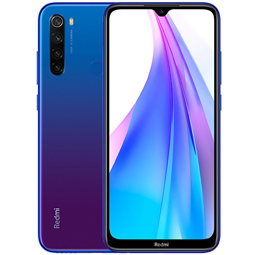 Смартфон Xiaomi Redmi Note 8T 4/128Gb Global version EU 12 мес