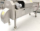 Бу машина нарезки куринного варёного мяса FAM 4000 кг/ч, фото 2