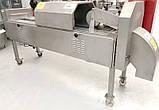 Бу машина нарезки куринного варёного мяса FAM 4000 кг/ч, фото 3