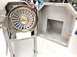 Бу машина нарезки куринного варёного мяса FAM 4000 кг/ч, фото 5