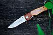 """Нож складной карманный для ежедневного ношения в городе (EDC) и на природе""""Тайга-3"""", фото 7"""