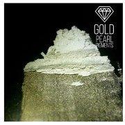 """Пигмент перламутр  """"Бело-золотой хамелеон"""" для смол, полимерной глины, декора любого вида, 25 мл"""