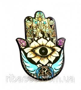 9320011 Хамса - рука Мириам керамическая настольная №16