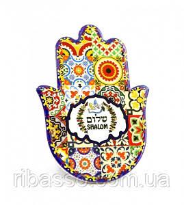 9320011 Хамса - рука Мириам керамическая настольная №6