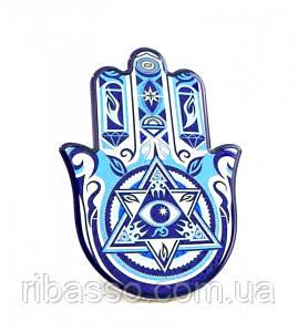 9320011 Хамса - рука Мириам керамическая настольная №5