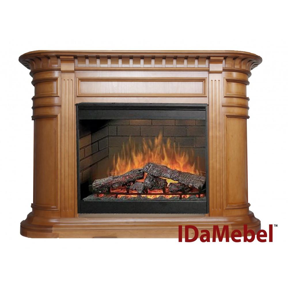 Каминокомплект Dimplex Carlyle с эффектом реалистичного пламени Optiflame режим холодного обдува