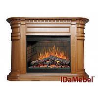 Каминокомплект Dimplex Carlyle з ефектом реалістичного полум'я Optiflame режим холодного обдування