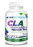 AllNutrition CLA + L-Carnitine + Green Tea 120 caps