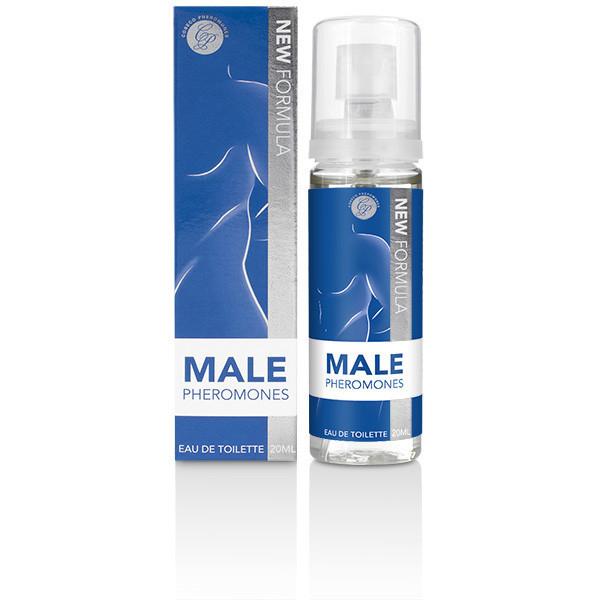 Духи с феромонами для мужчин Cobeco Male Pheromones Spray, 20 мл